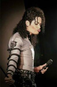 Jalles Franca mj the legend performing in the quad cities